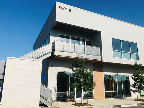 Austin Civil's building, 2019